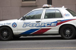 File photo of a Toronto police cruiser.