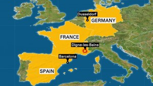 A Germanwings Airbus A320 passenger plane carrying 148 people crashed in the French Alps on March 24, 2015. CNN