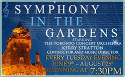 Symphony In The Gardens at Casa Loma @ Casa Loma | Toronto | Ontario | Canada