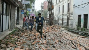 Nepal earthquake 16:9