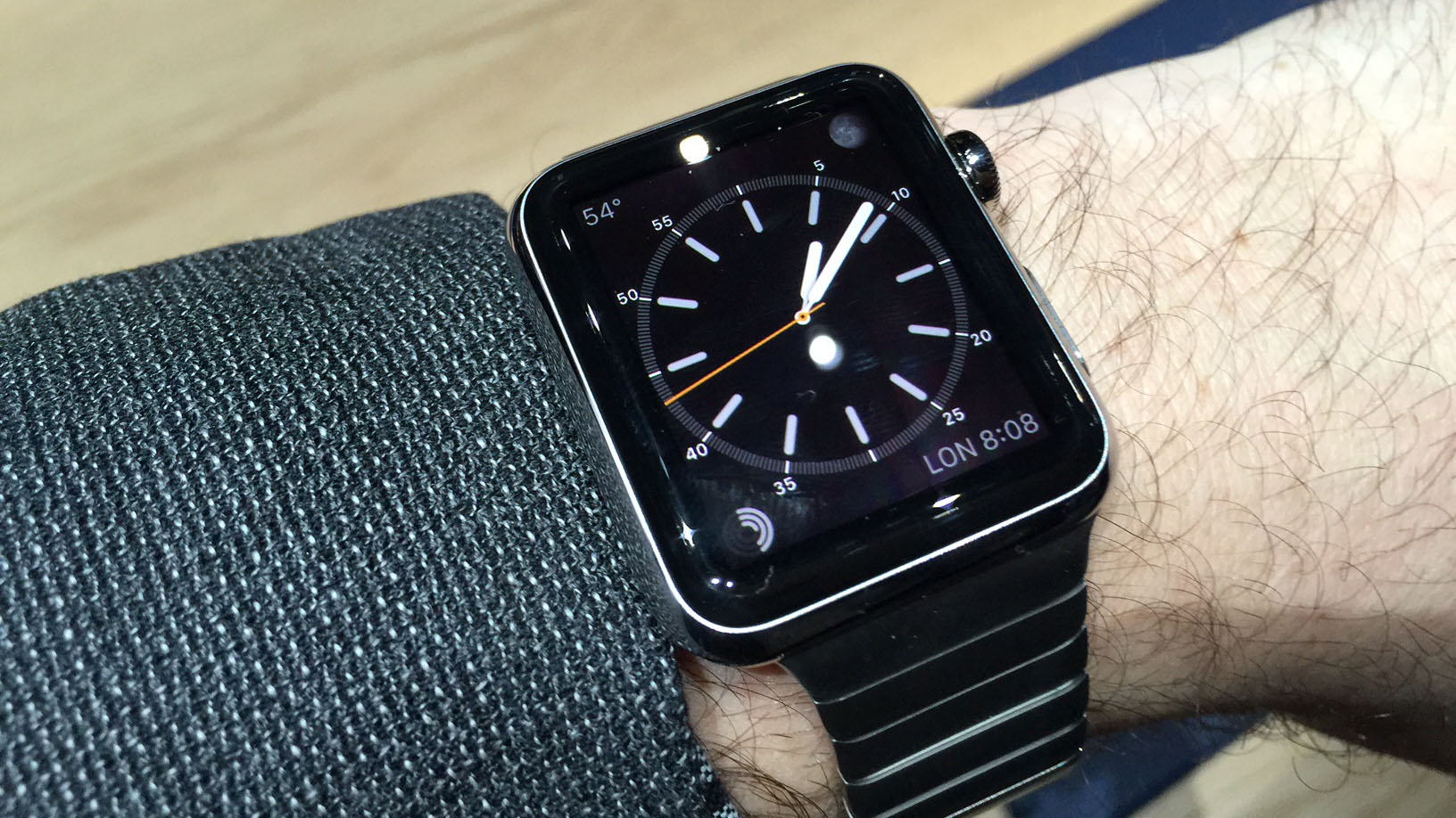 A Canadian take on the Apple Watch