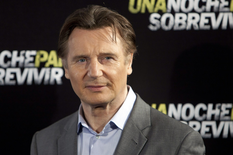 actor liam neeson scores highest in nielsen survey of celebrity