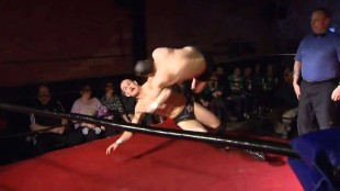 Pro wrestling fans get their fix at the El Mocambo
