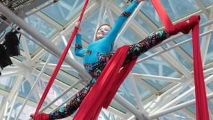 The Toronto International Circus Festival takes place at Harbourfront Festival in Toronto from May 17-19, 2014. FACEBOOK