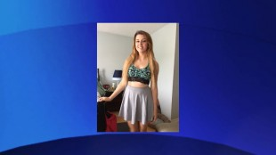 The outfit that caused the kerfuffle. The teen and her father have given CityNews permission to use this image.