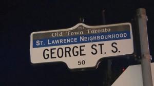George Street in Toronto CITYNEWS