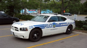 A Peel police cruiser is seen in an Aug. 2, 2007 file photo. FLICKR/Kaye