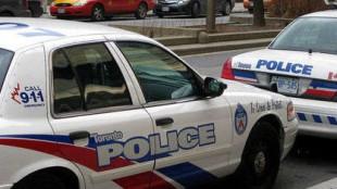 A Toronto police cruiser is shown in an undated file photo. CITYNEWS/Shawne McKeown