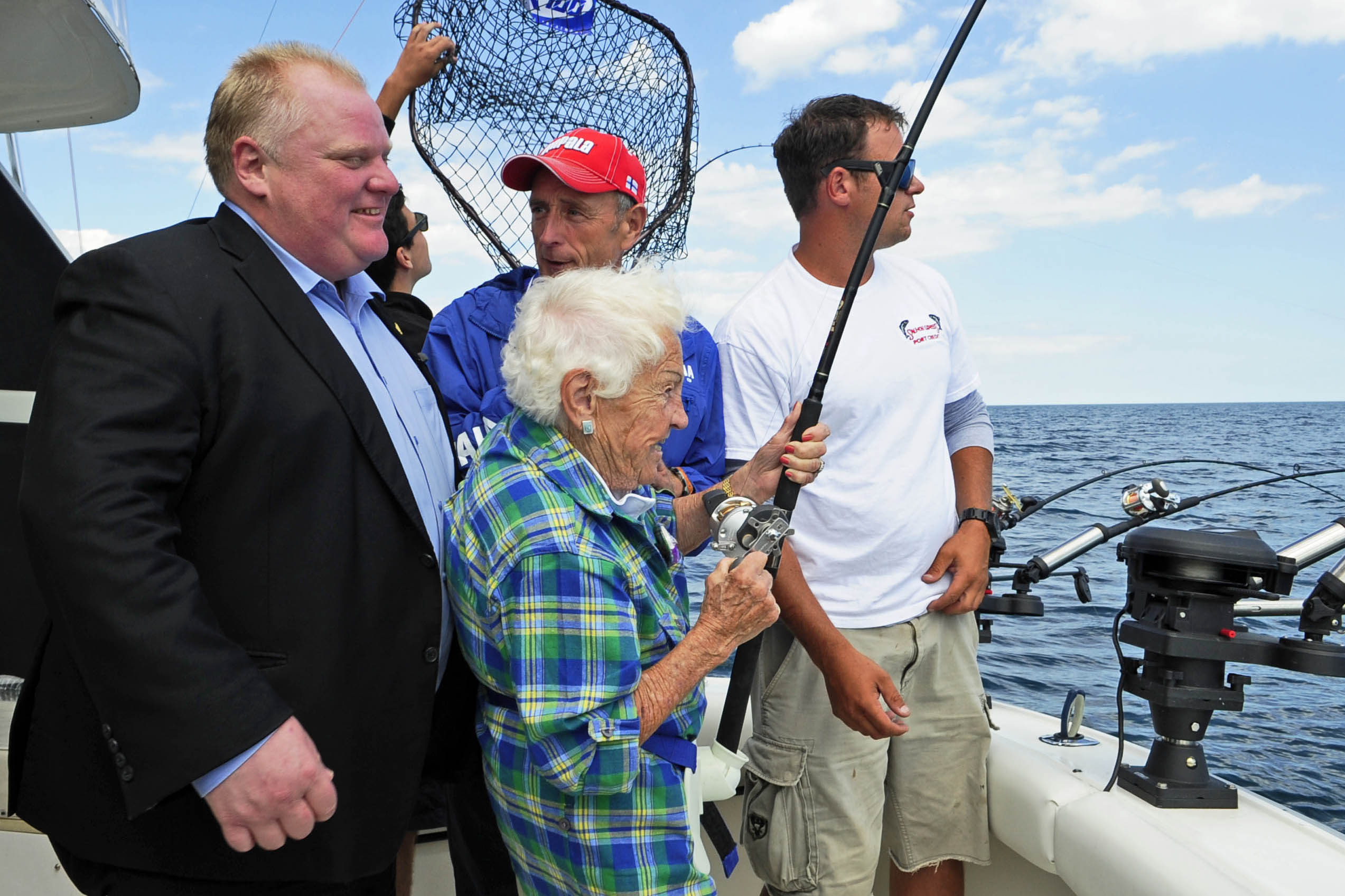 Ontario offering free fishing lessons at 6 locations ...