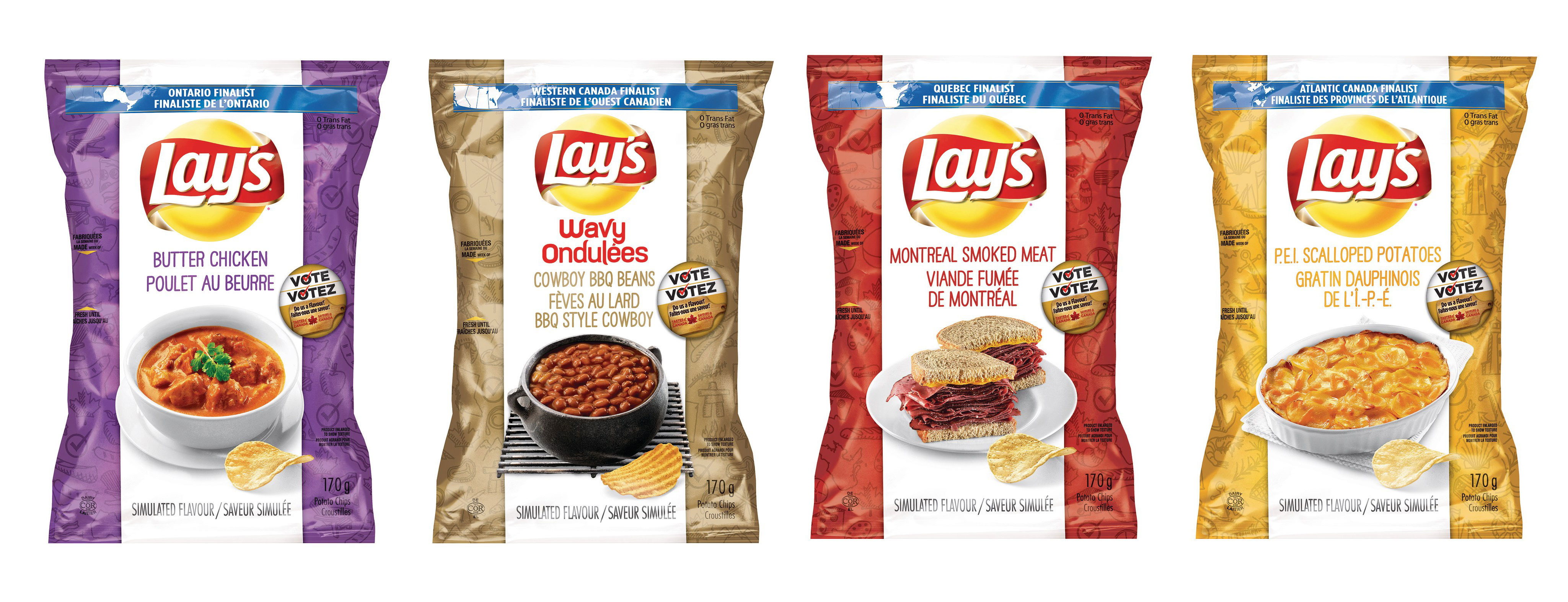 How to enter lays flavor contest