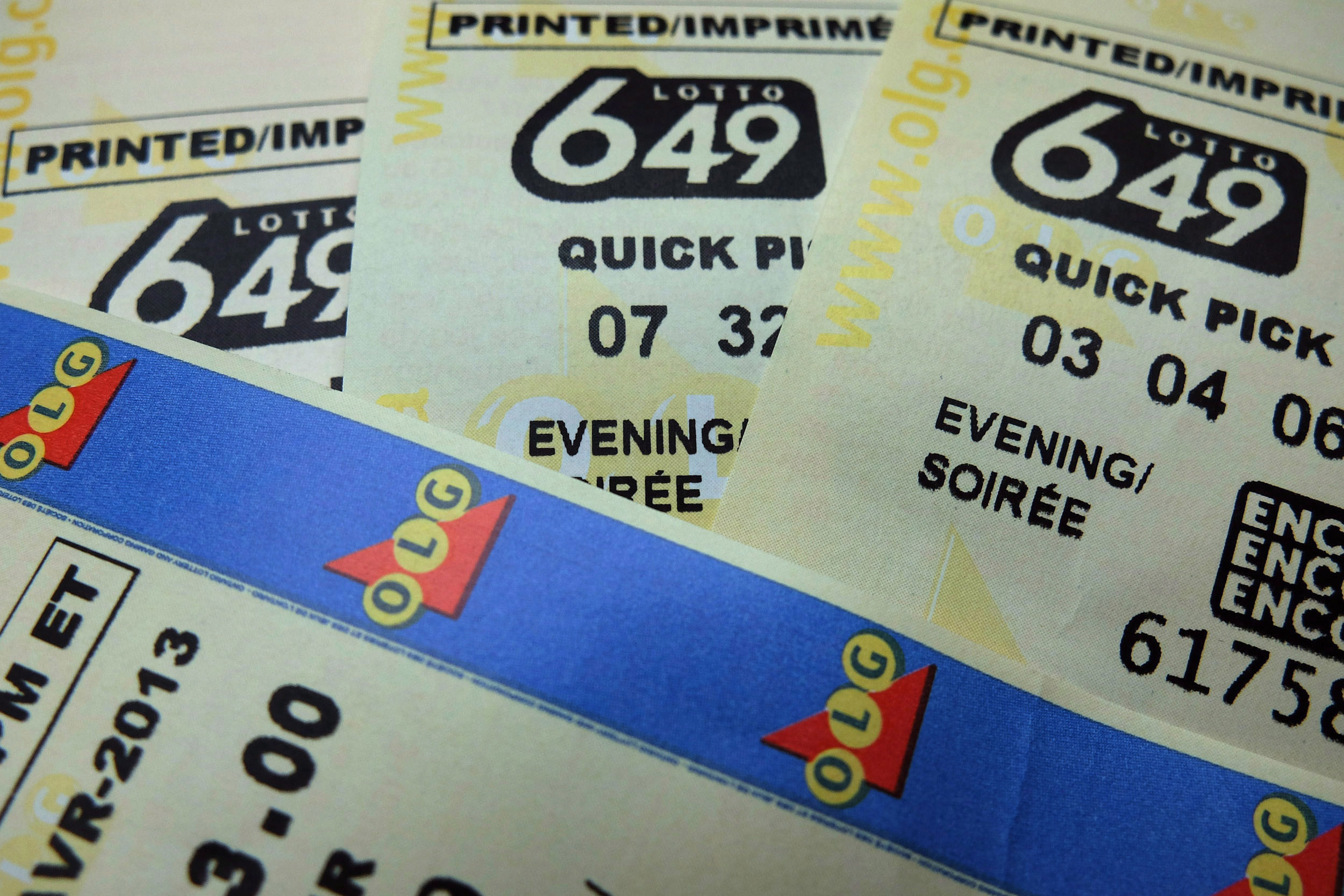 lotto max win jackpot how to draw prize