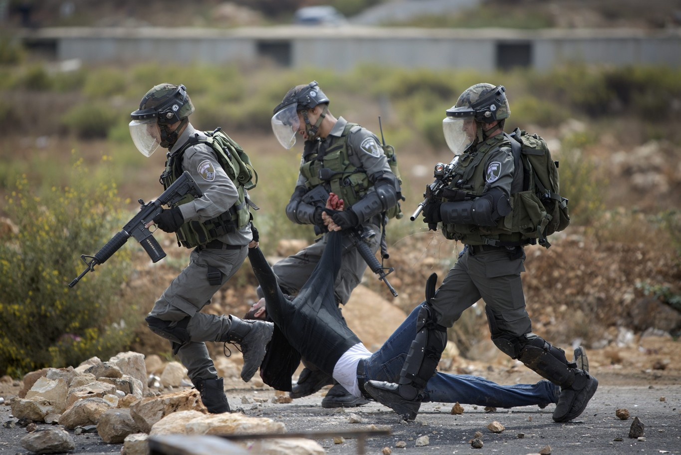 As Palestinian attacks, clashes continue, Israel leader