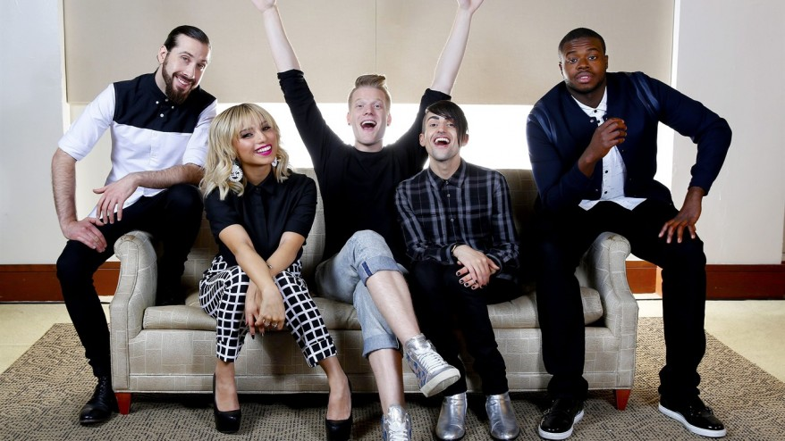 8 Reasons Why Pentatonix Should Win the Kids' Choice Award