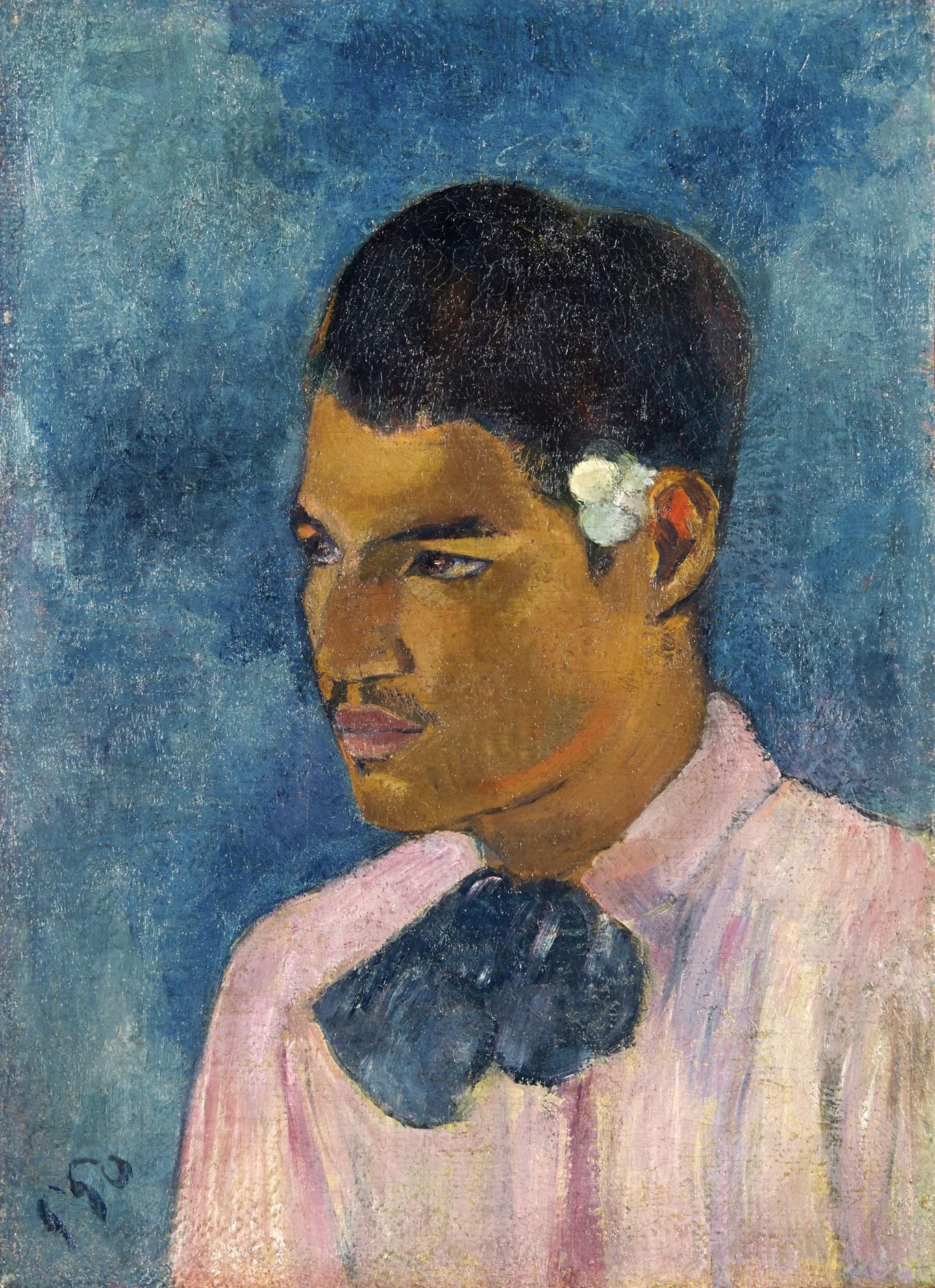 Picasso and gauguin