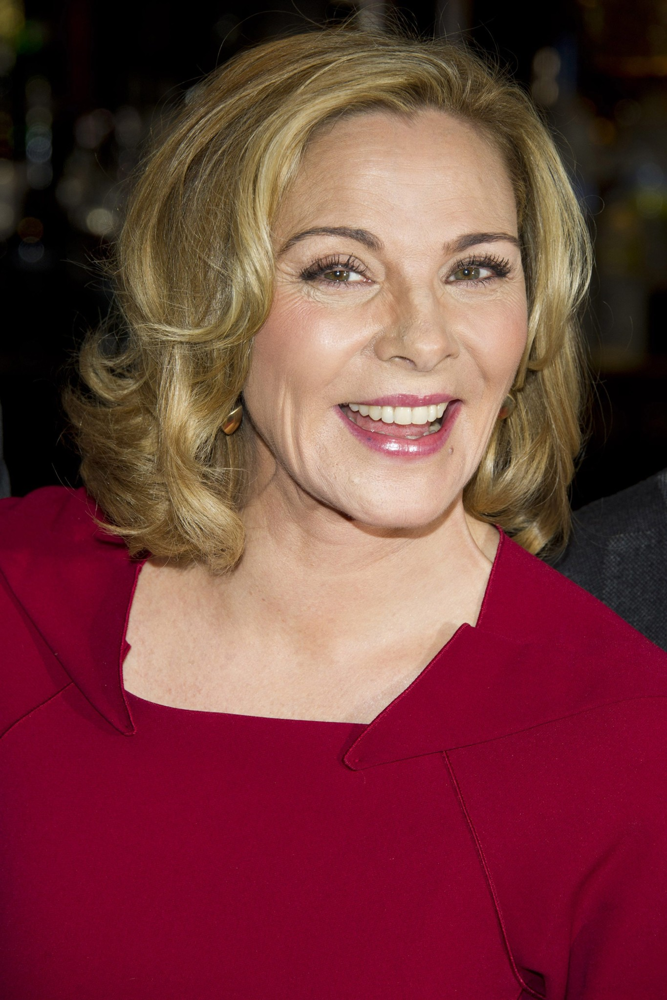 'Sex and the City' star Kim Cattrall withdraws from London ... Kim Cattrall
