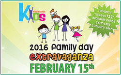 Family Day Extravaganza @ Mississauga Convention Centre | Mississauga | Ontario | Canada