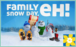 Family Snow Day, eh! @ Todmorden Mills | Toronto | Ontario | Canada