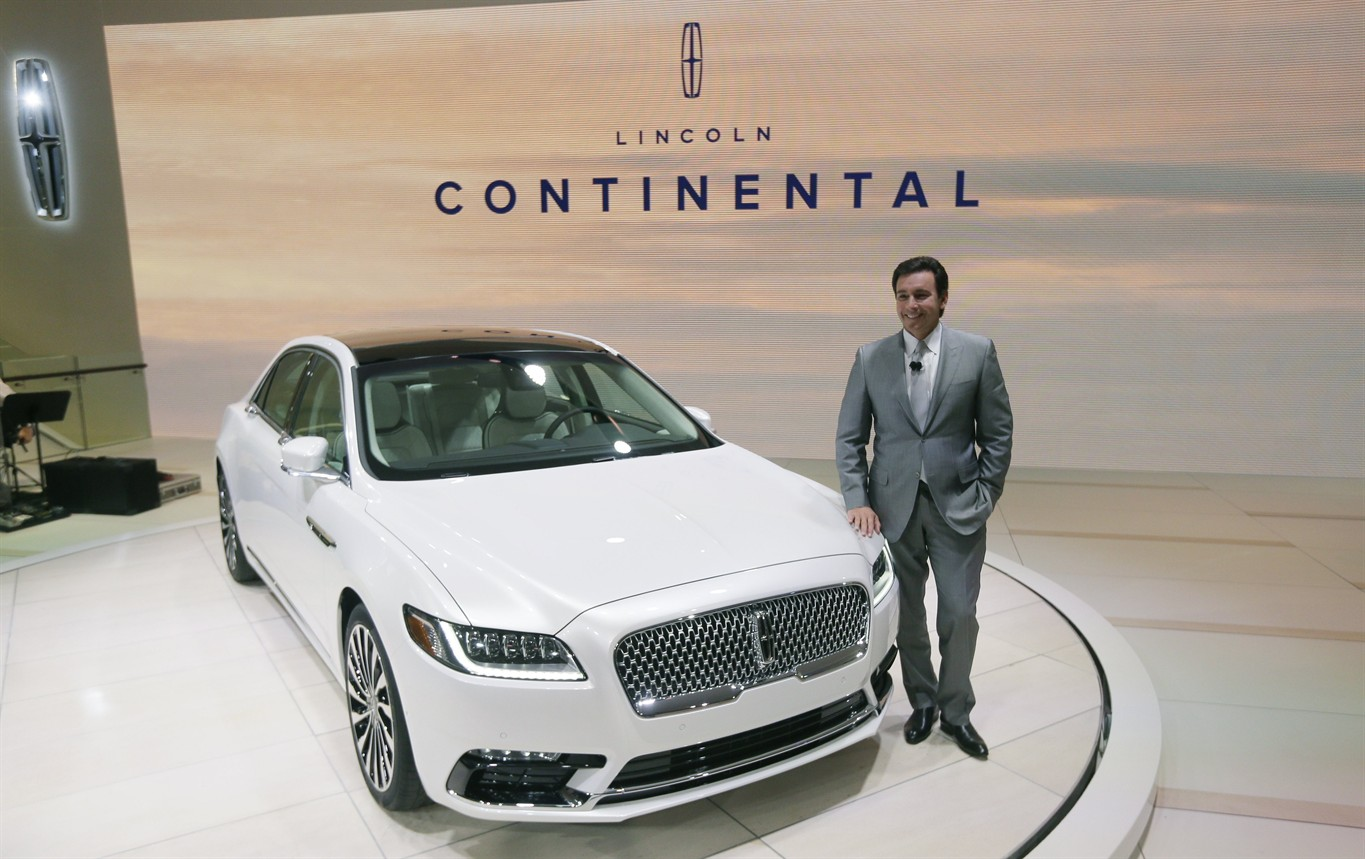 Lincoln Eyes China For The Revived Continental As Foreign