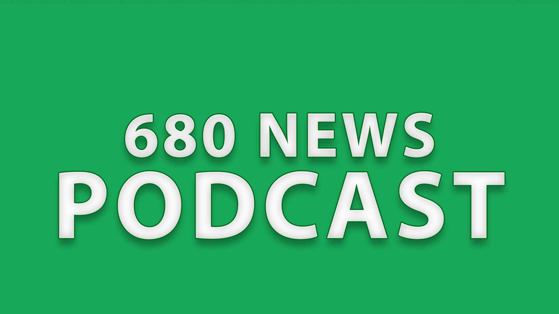 Audio News - 680 News