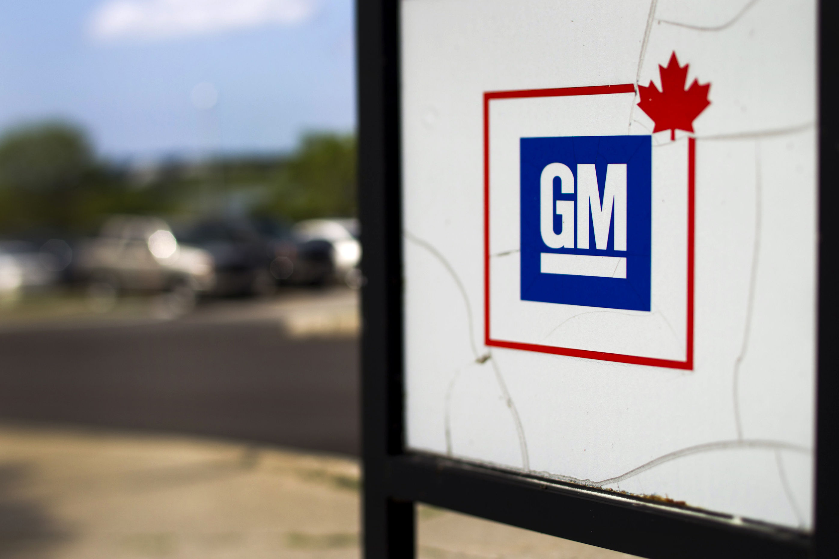 Japan Earthquake Forces Gm To Stop Production At Oshawa