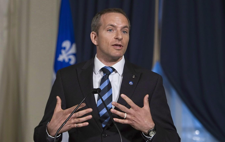 David Saint-Jacques, Canada\'s newest astronaut, carries impressive ...