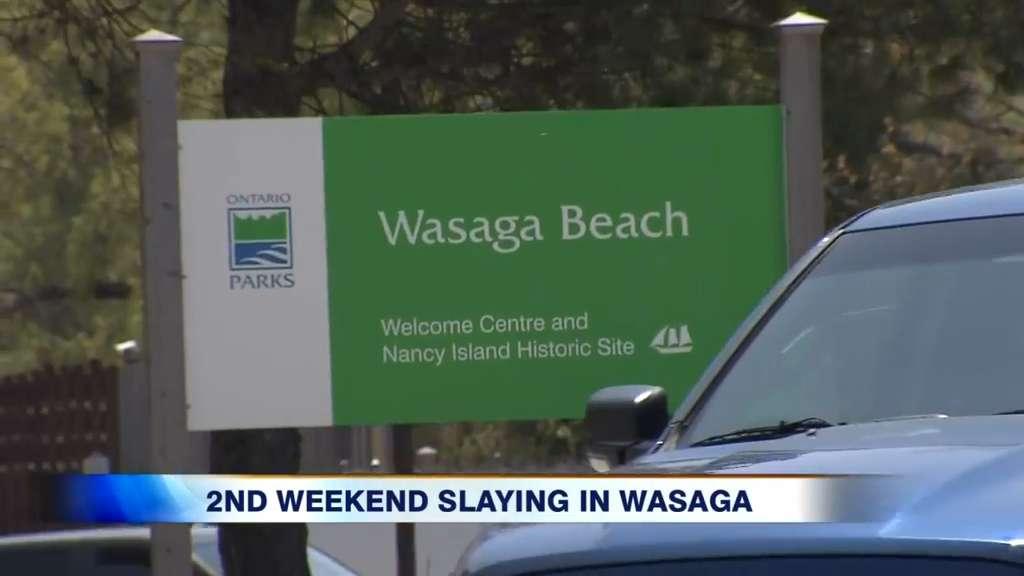 Wasaga extreme sex party