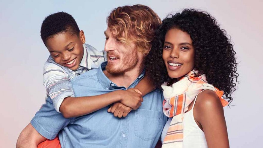 Old Navy Ad Featuring Interracial Family Causes Controversy; Model Grace Mahary Responds