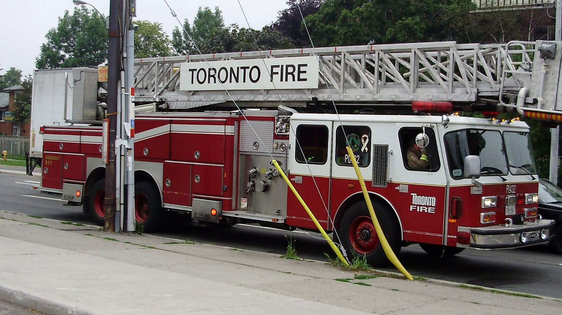 Two injured in apartment fire in Weston and Finch area ...
