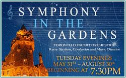 Symphony in the Gardens @ Casa Loma | Toronto | Ontario | Canada