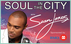 Soul in the City - Starring Sean Jones @ Casa Loma | Toronto | Ontario | Canada