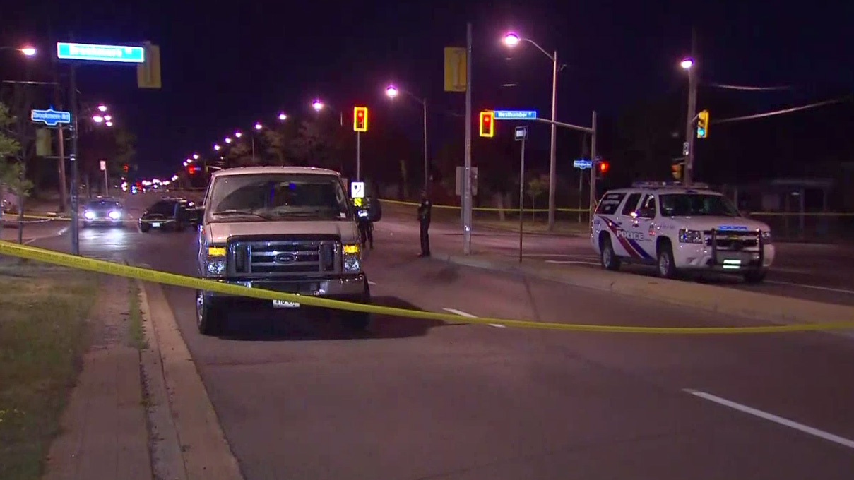Pedestrian 70 Struck And Killed In Rexdale