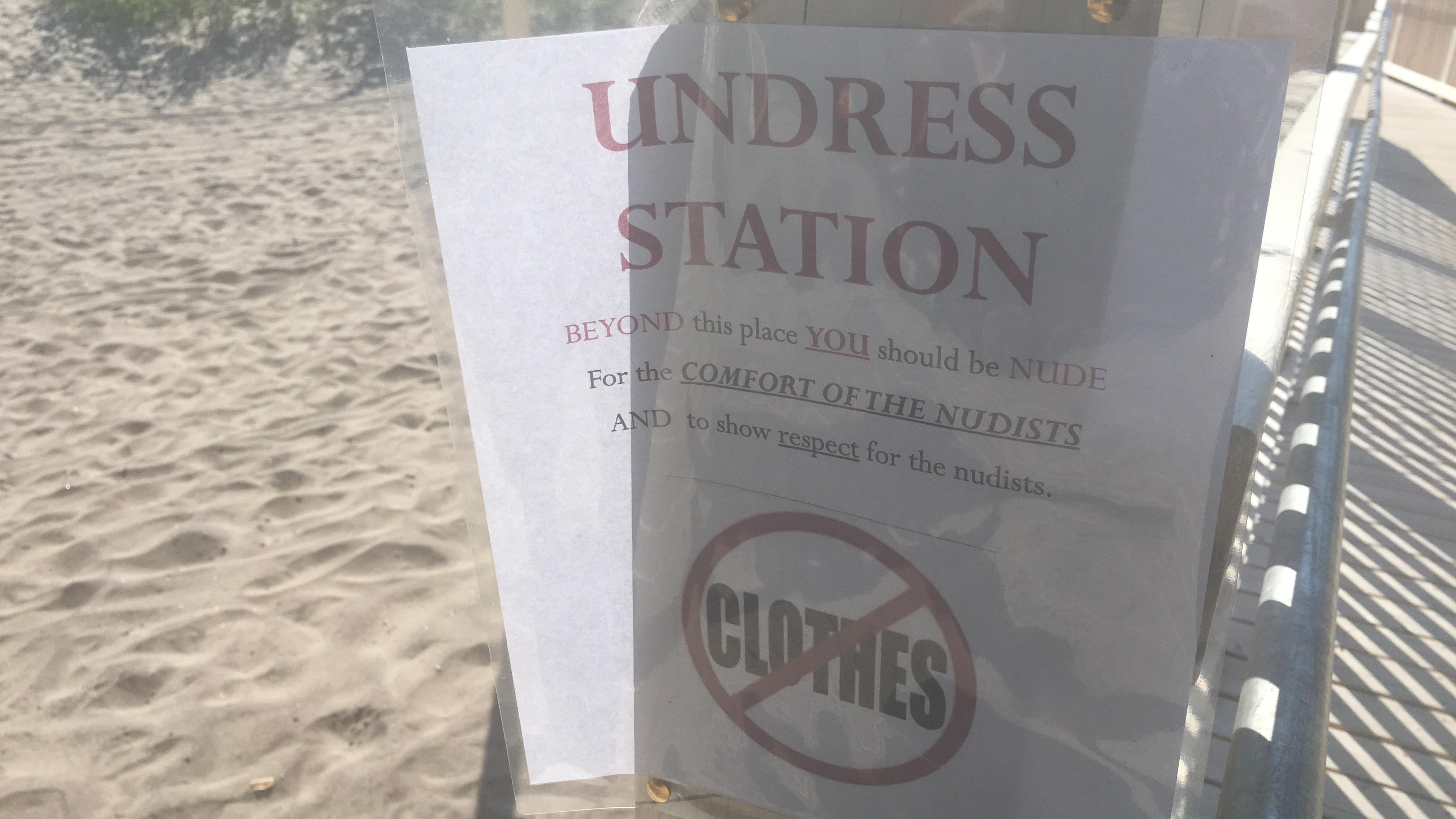 Clothes free nudist password
