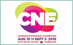Canadian National Exhibition @ Canadian National Exhibition | Toronto | Ontario | Canada