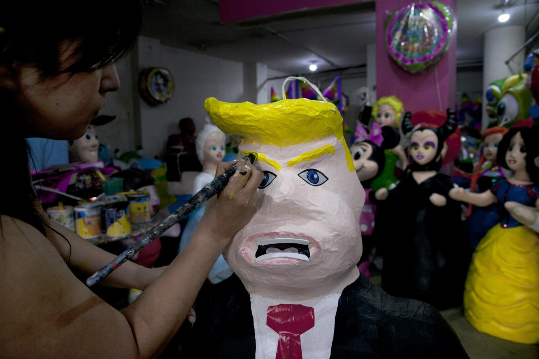 Hispanic Community Reacts to Trump's Immigration Speech