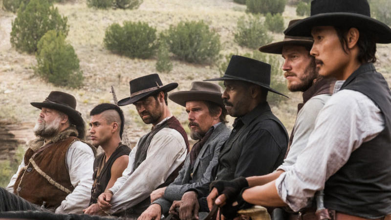 Magnificent Seven director says diverse casting is