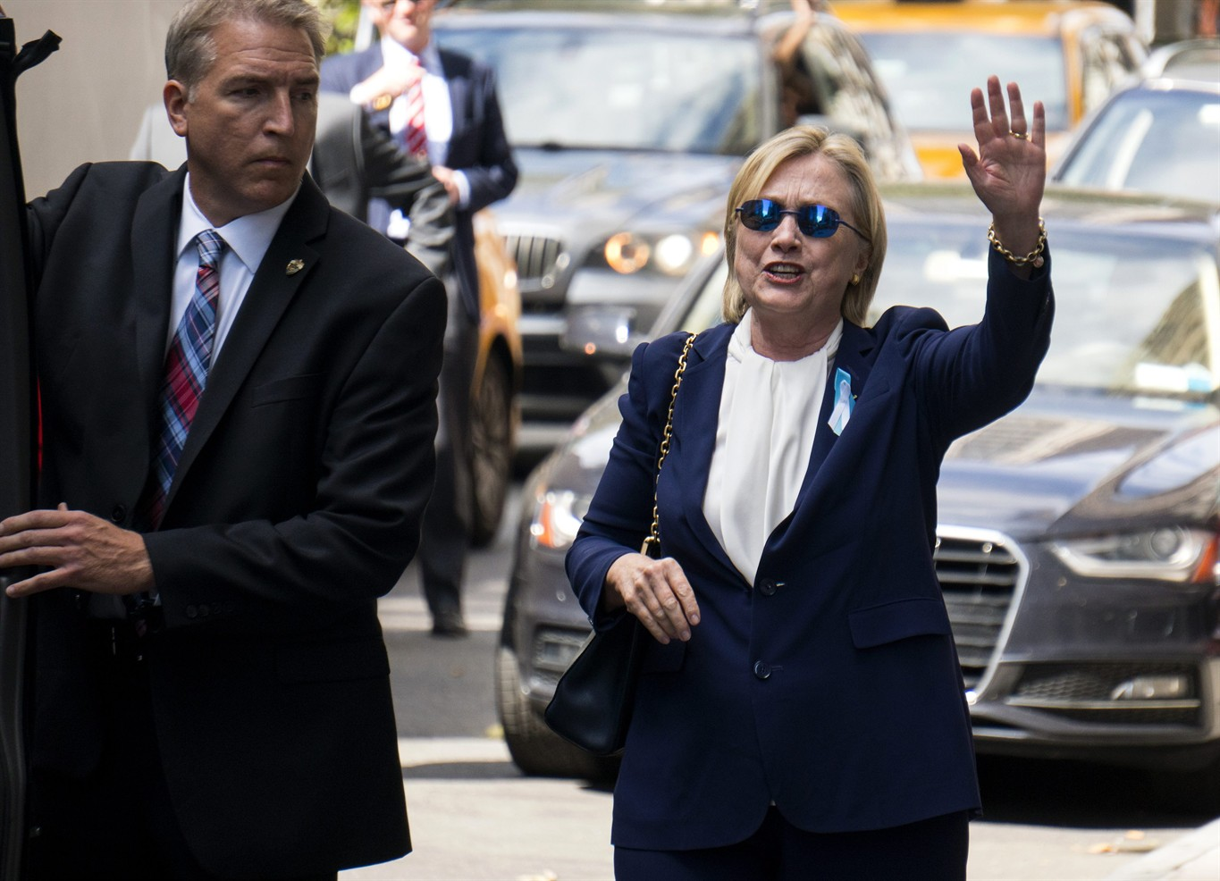 Didn't think illness would be 'that big a deal': Hillary