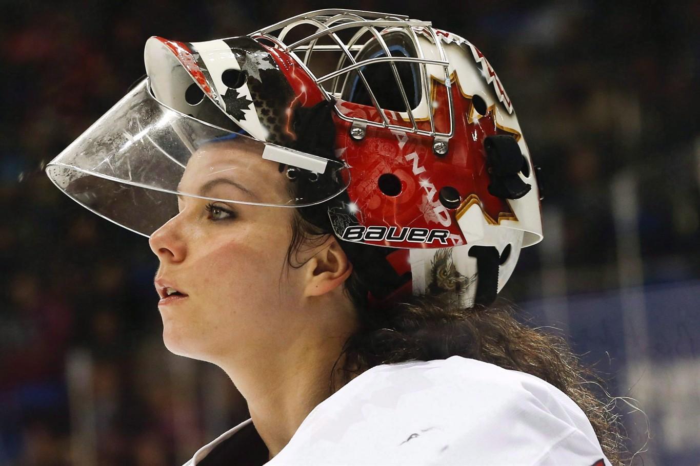 Decision Time Looming For Canadian Women S Hockey Team Goalie