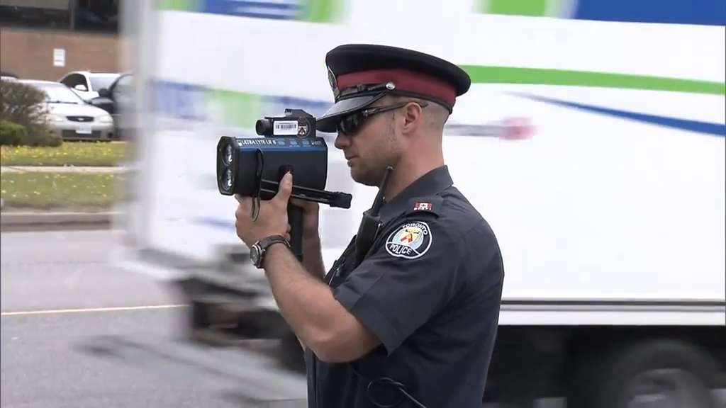 Back to school: Police up school zone patrols as classes return