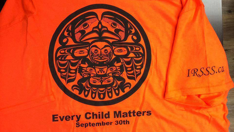 awareness of residential schools Indian residential school awareness by jessica_c : meet phyllis webstad, former residential school student and founder of orange shirt day, at central library.
