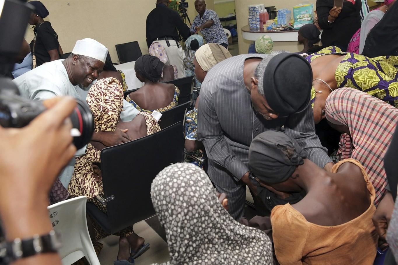 examine the boko haram saga in