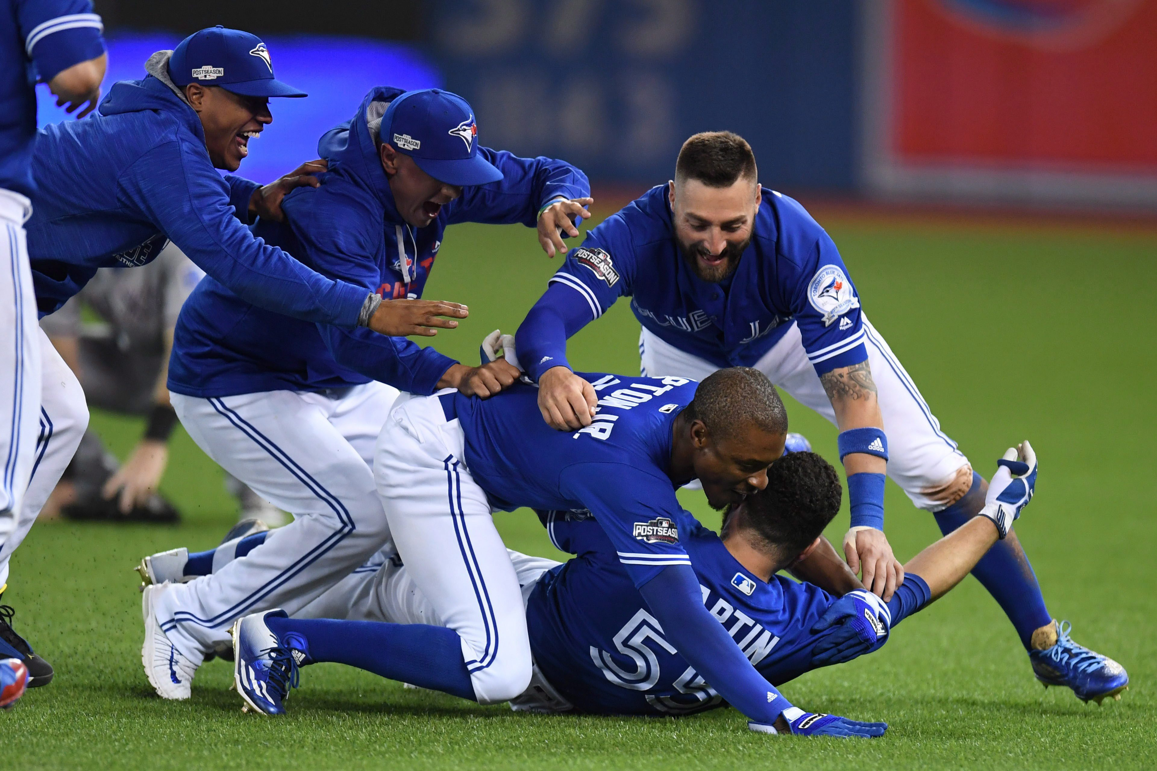 Toronto Blue Jays sweep American League Division Series