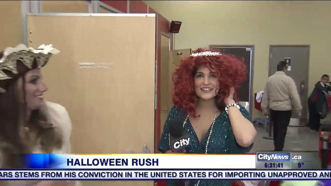 video: ideas for last-minute halloween costumes