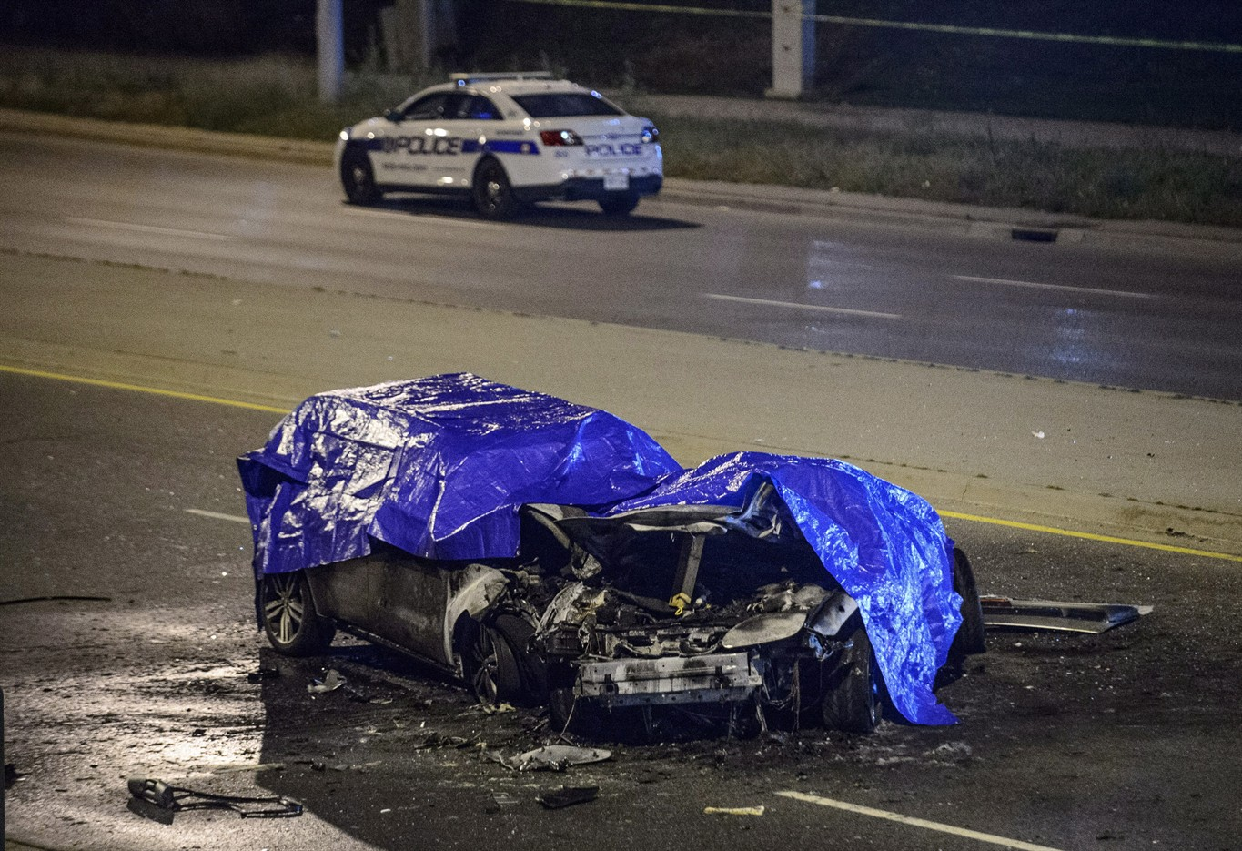 Street racing may be to blame for deadly Brampton crash
