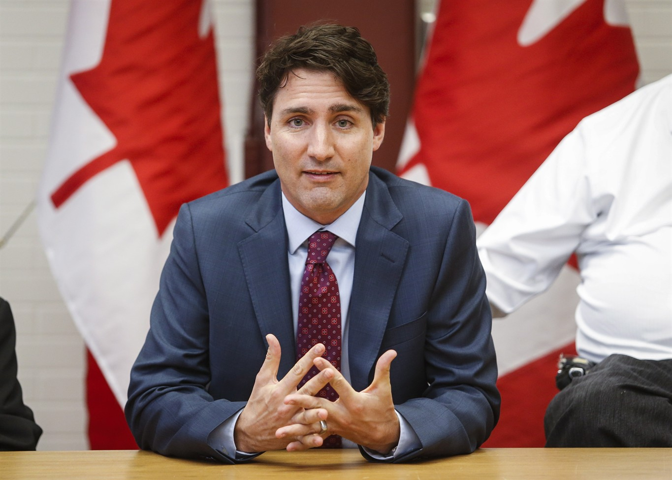 Strong reaction to Trudeau's carbon price