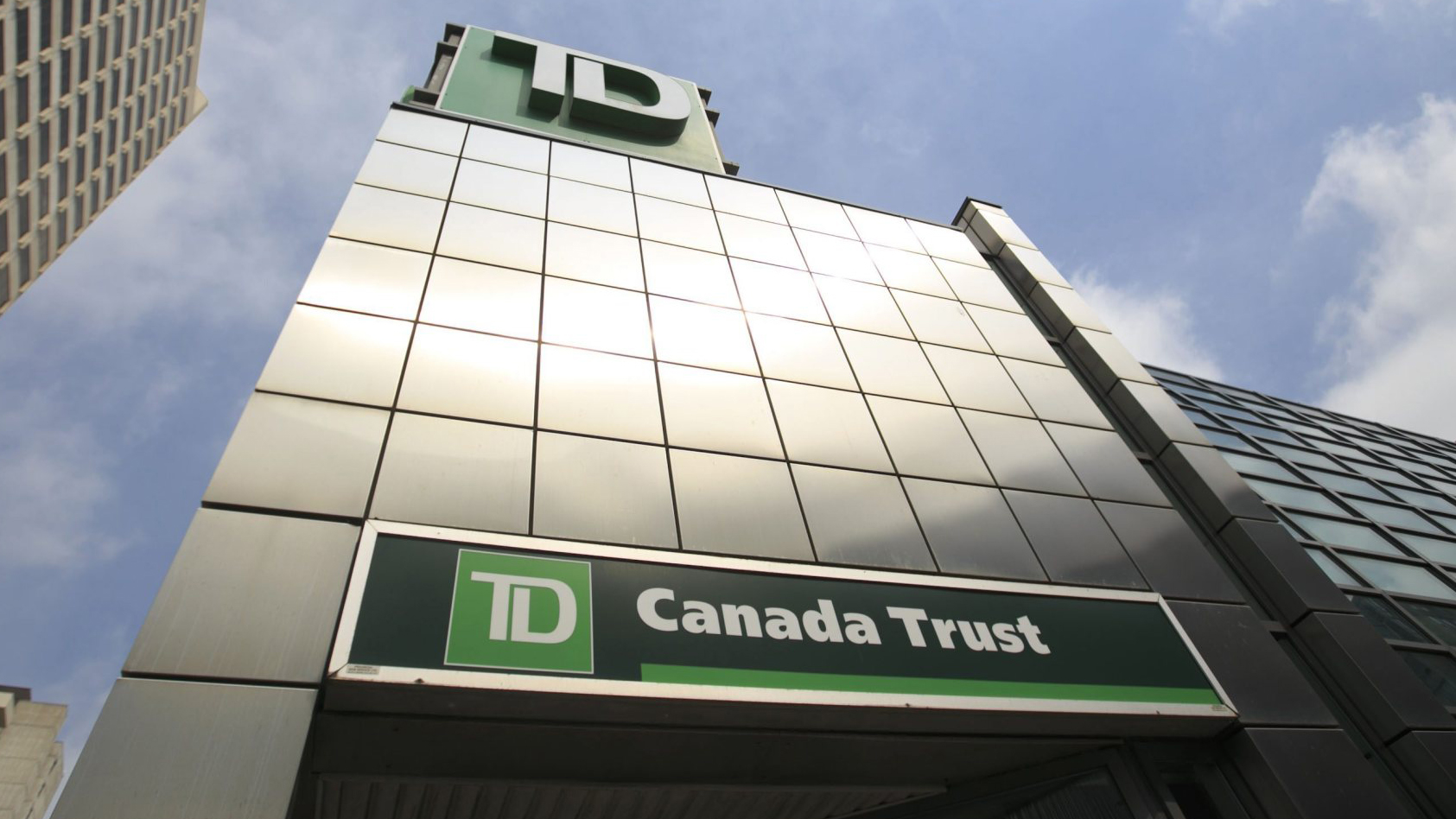 how to change td canada trust password