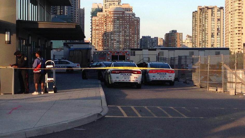 Arrest Made In Connection With Mississauga Parking Garage Murder