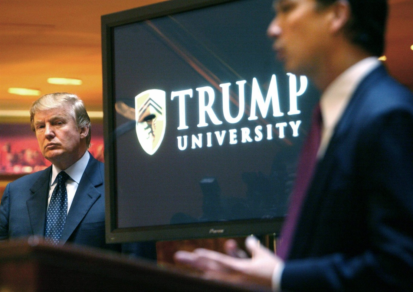 Trump quickly settles university lawsuits after a long fight