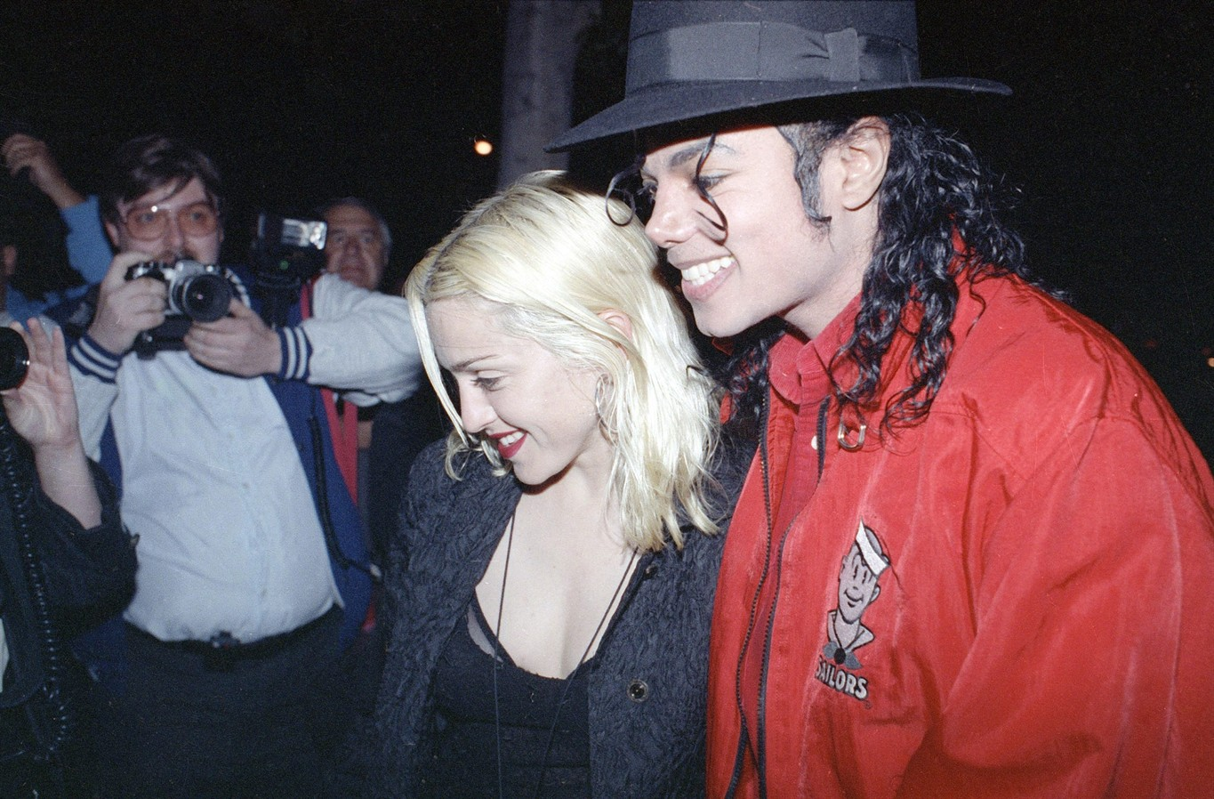So, Madonna And Michael Jackson Made Out One Time