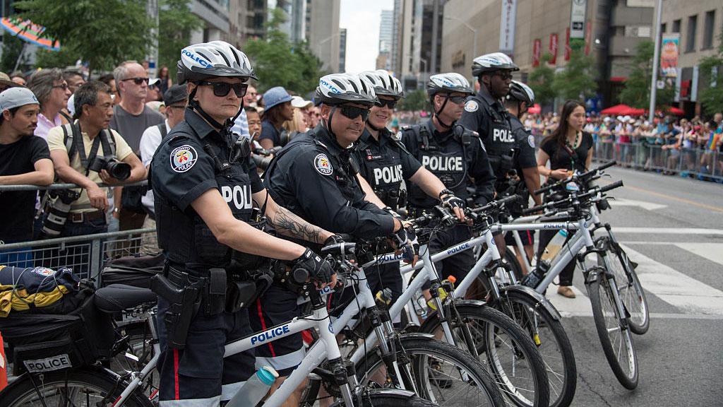 Pride Toronto bans Toronto police participation in parade - 680 NEWS