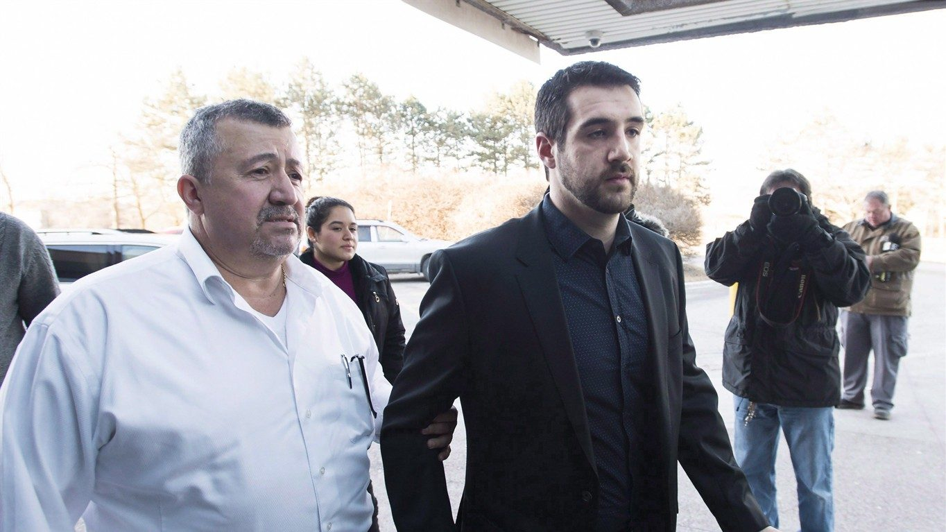 Drunk driver Marco Muzzo says lawsuit should be reduced